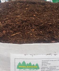 Fine Bark Mulch in a bag