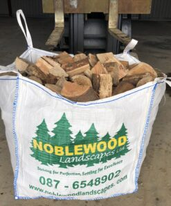 Bulk Bag of Air Dried Firewood