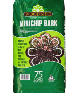Minichip Bark Mulch 75L