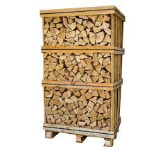 Oak Kiln Dried Firewood 2m3
