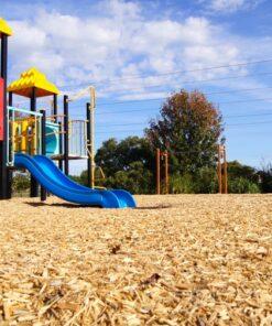 Playground Bark Much
