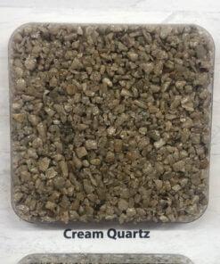 Cream Quartz