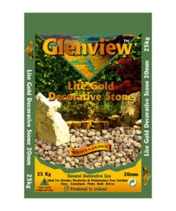 Glenview Lite Gold 20mm 25kg