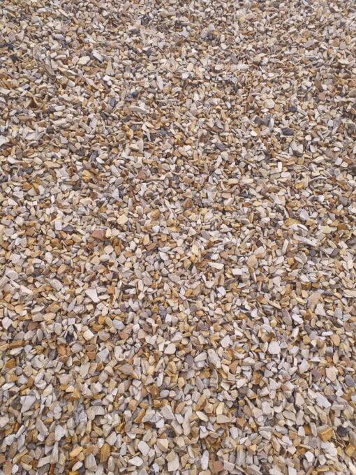 Glenview Lite Gold Stone Mulch