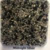 Midnight Silver Resin