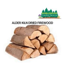 Alder Kiln Dried Firewood
