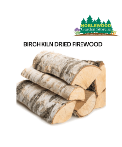 Birch Kiln Dried Firewood