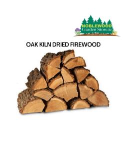 Oak Kiln Dried Firewood